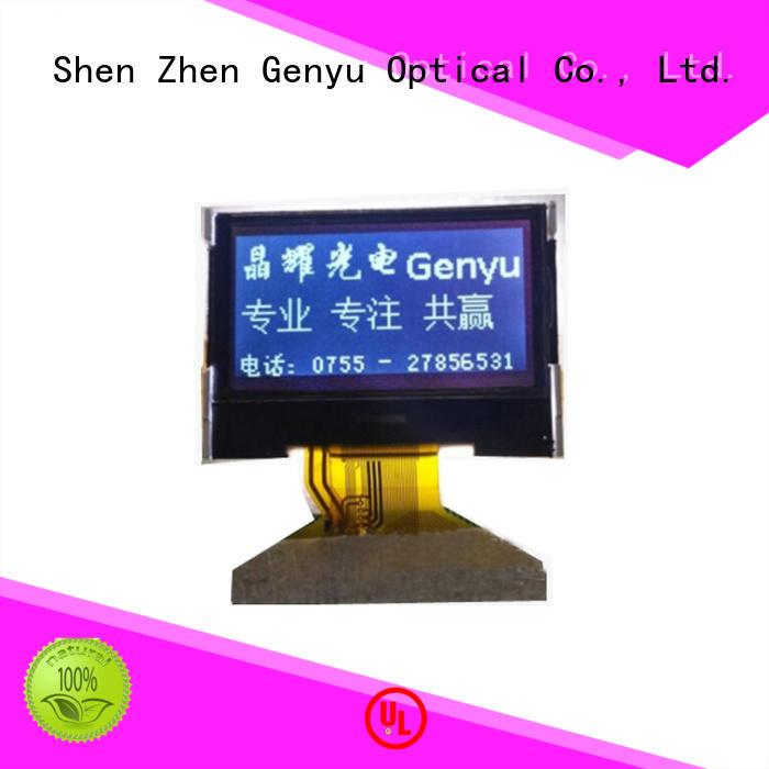 Genyu Best dot matrix display supply for equipment