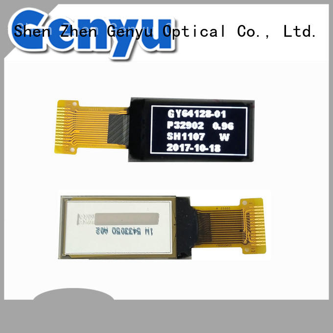 China oled 12832 screen for instruments