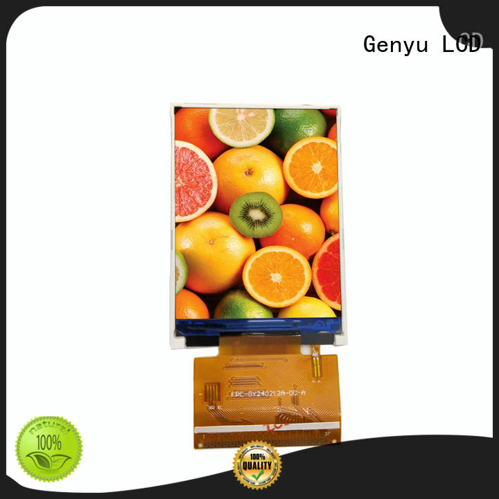 Genyu price-favorable tft lcd panel suppliers