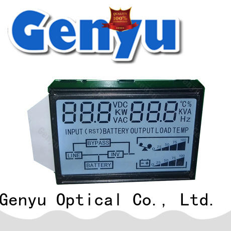 Genyu Top lcd display custom manufacturers for video