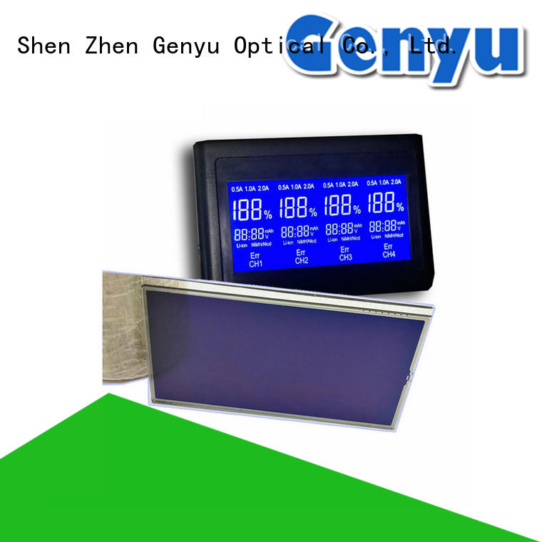 Genyu gy8812854 custom size lcd request for quote for instrumentation