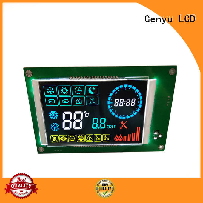 Custom dot-matrix display screen for business for industry