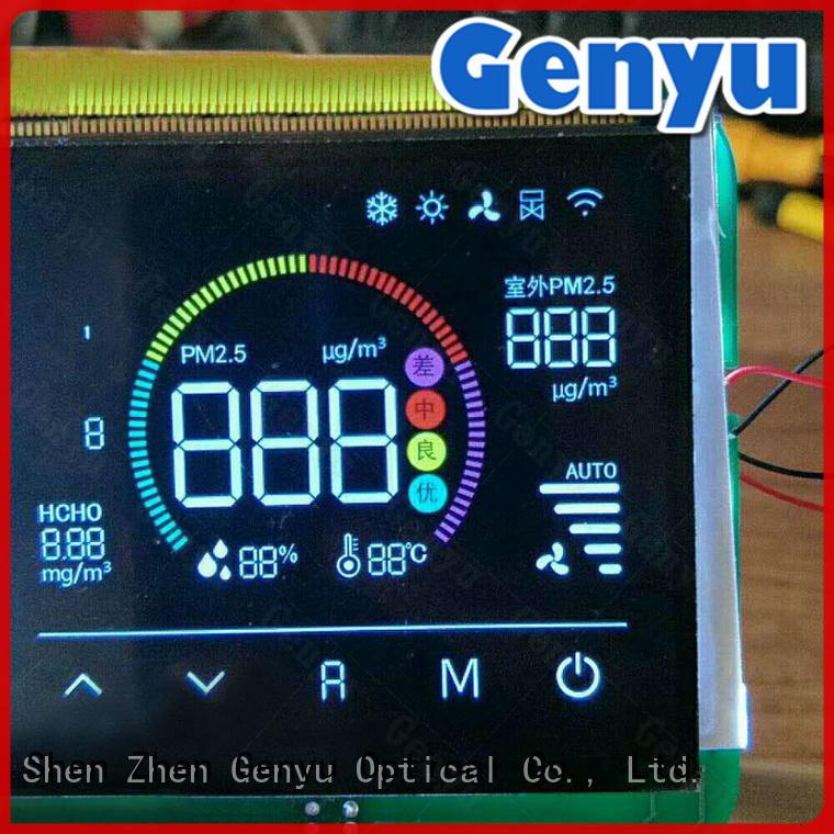 va custom lcd screen renovation solutions for meter Genyu
