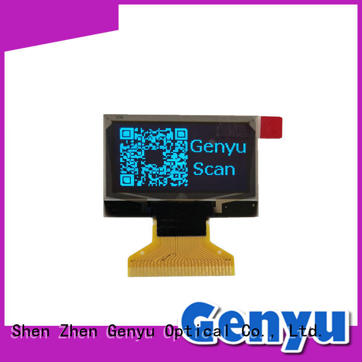 small size oled display 096 for sports watch Genyu