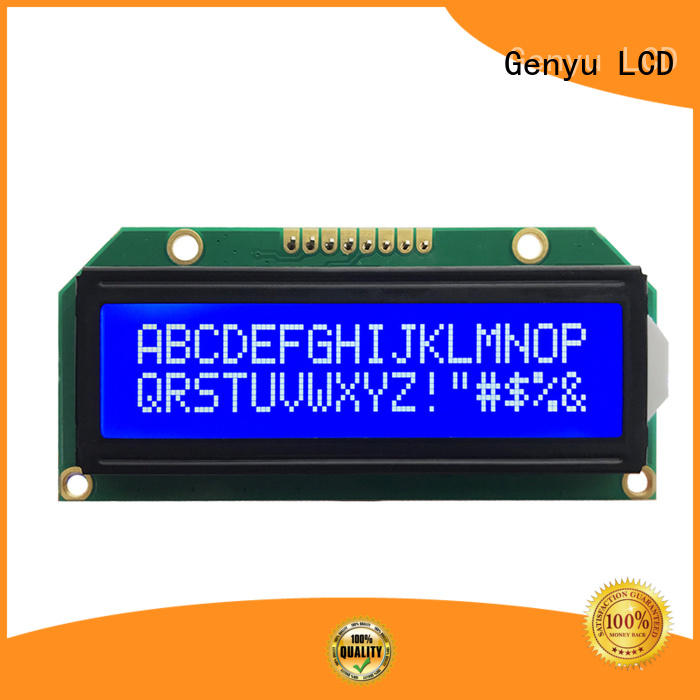 Genyu Best lcd character displays for business for home radios