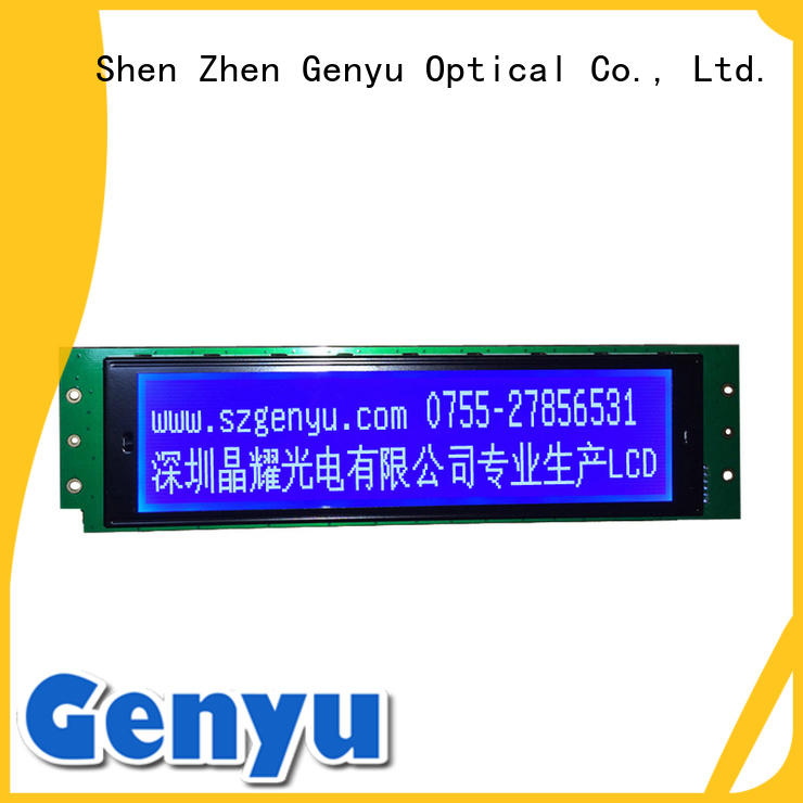 screen lcm lcd liquid for instruments panels Genyu
