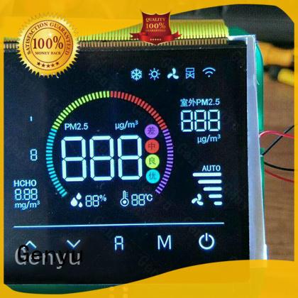 Genyu Wholesale lcd custom suppliers for meter