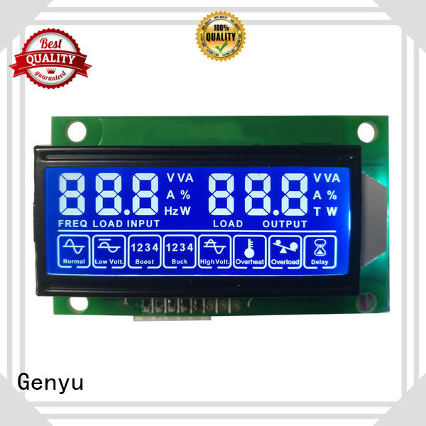 Wholesale segment lcd display lcd company for meter