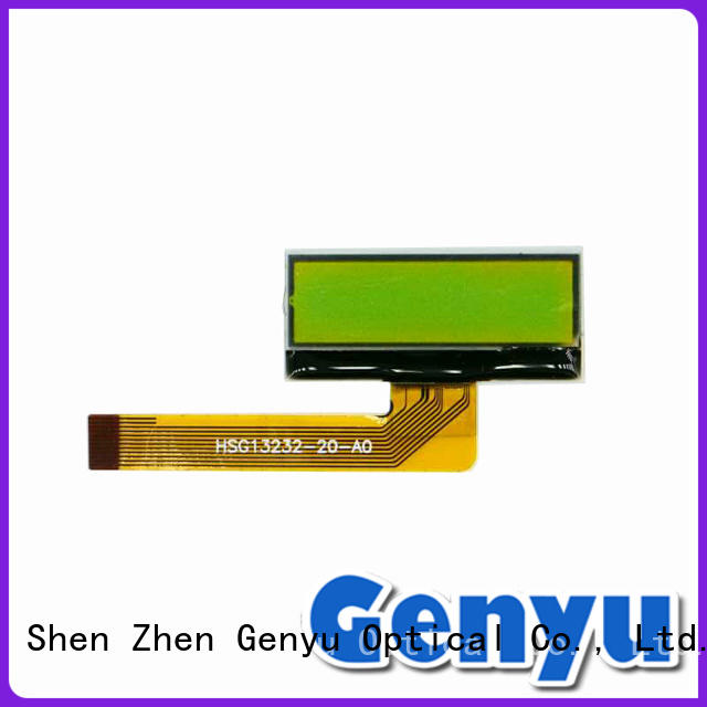 Dot Matrix LCD Displays manufacturer for industry Genyu