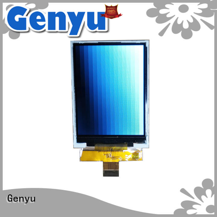 Genyu new tft lcd display modules for business