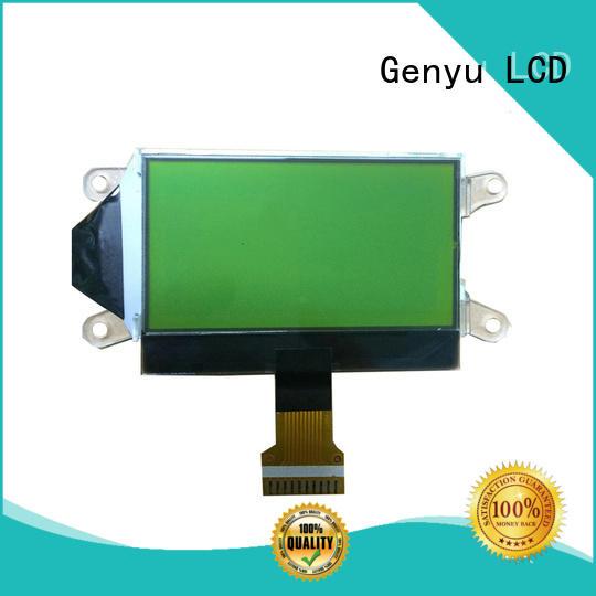 Genyu Latest lcd 12864 supply for equipment