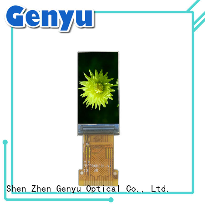 Genyu reliable tft lcd displays price-favorable for automobile