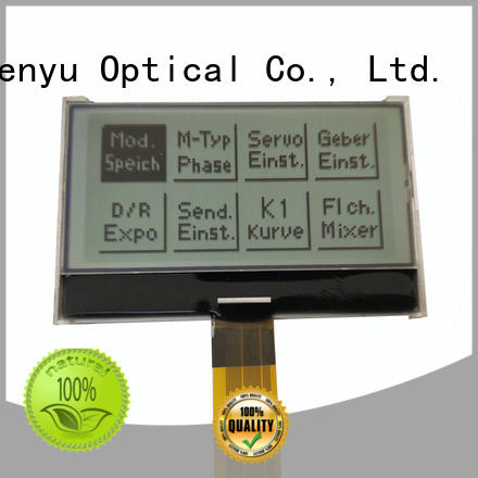 Genyu Best dot-matrix display factory for smart home