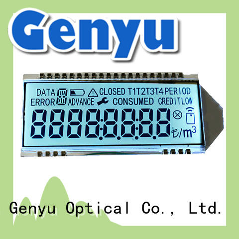 Genyu gy5773v lcd display custom request for quote for video