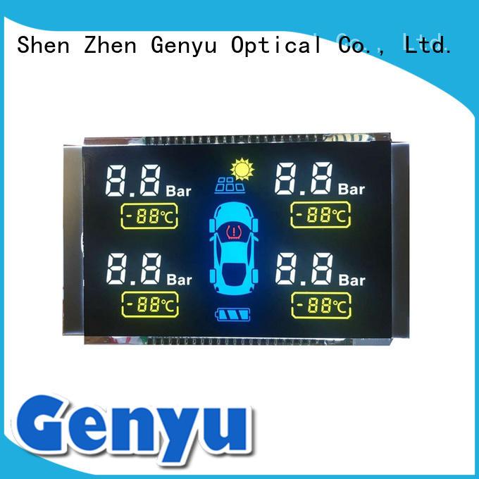 Custom LCD Display Segment GY5774V