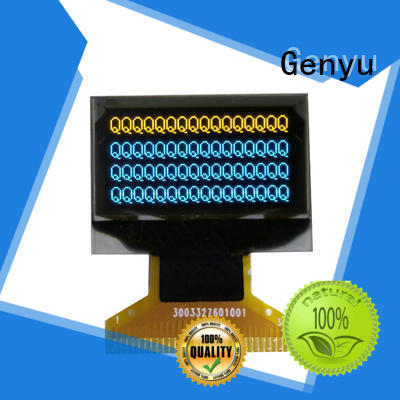 Genyu Latest oled screen display supply for smart home