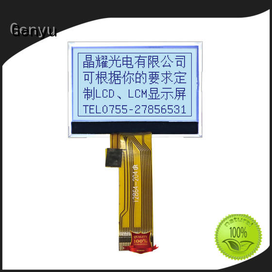 Latest 12832 lcd display monochrome supply for equipment
