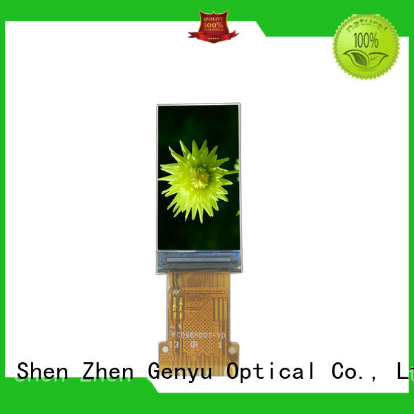 Genyu quality-reliable 0.96 inch TFT for a flashlight supply for instruments