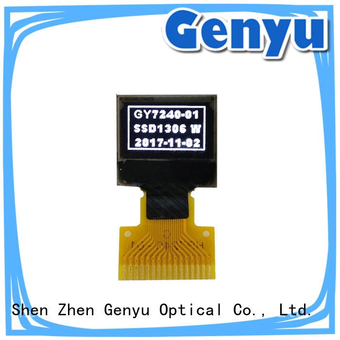 096 OLED factory mono for hardware wallet Genyu
