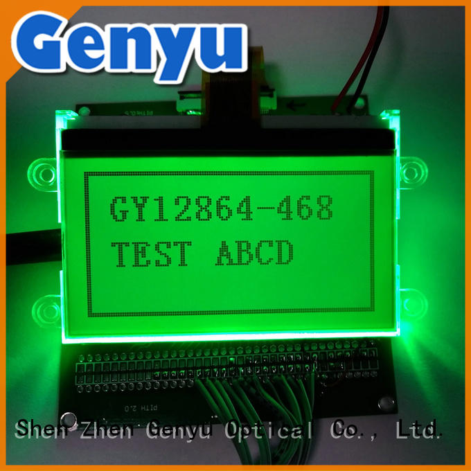 Genyu matrix cog display One-stop service for equipments