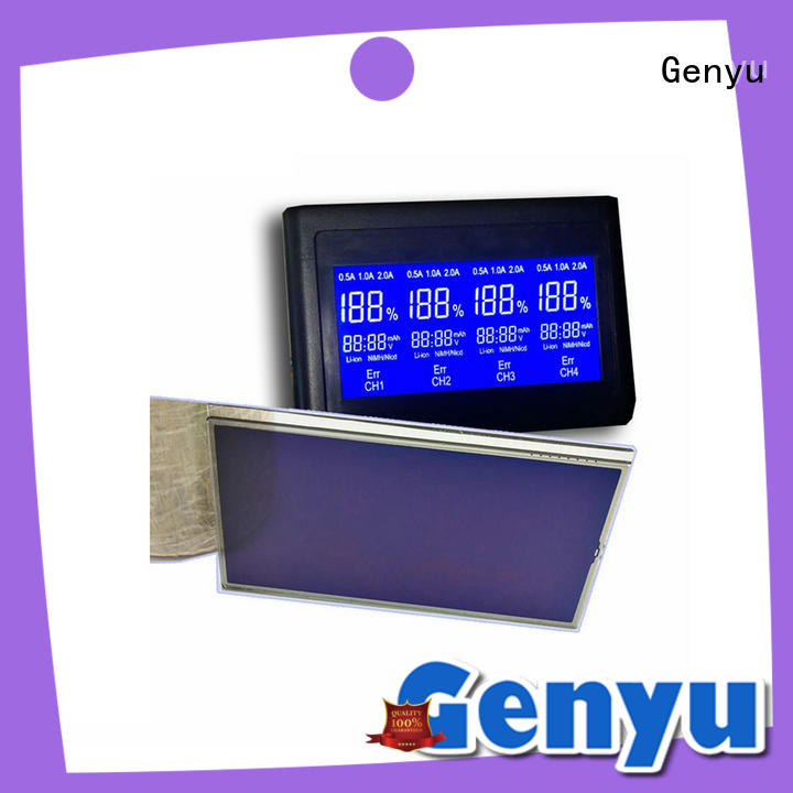 New custom size lcd gy02867 for business for home appliances
