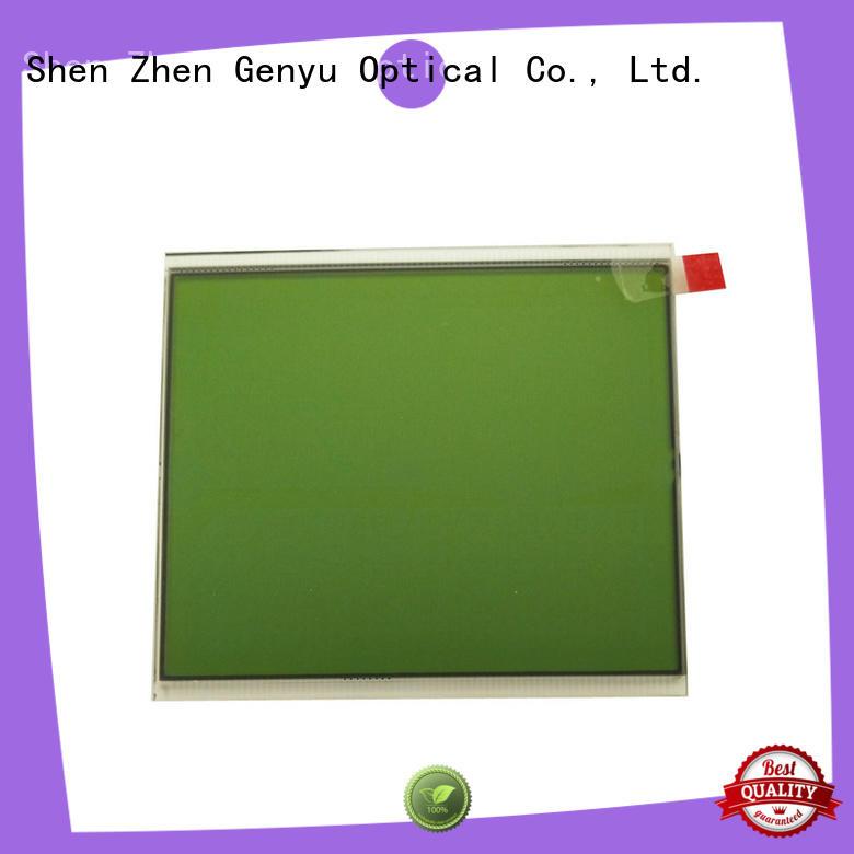 Genyu New custom size lcd for business for instrumentation