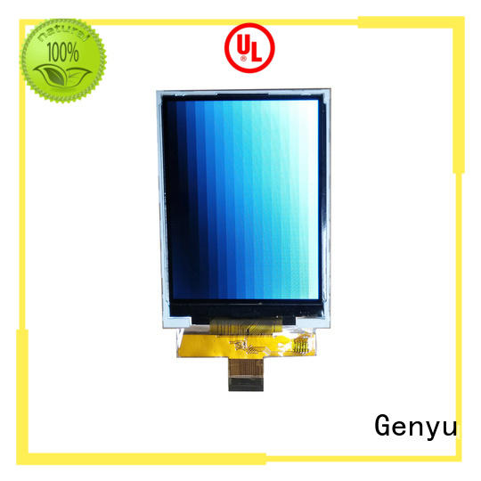 Genyu Latest tft lcd modules company for equipments