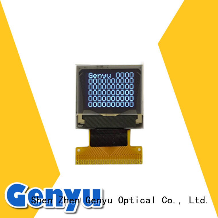 OEM ODM oled 128x64 business for smart home Genyu