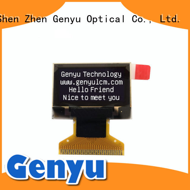 smart oled supplier shenzhen for smart home Genyu