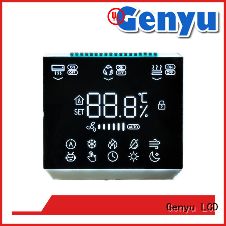 Genyu Top lcd display custom manufacturers for laser