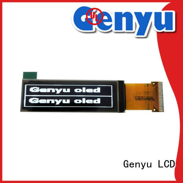 Custom oled transparent display power manufacturers for medical equipment