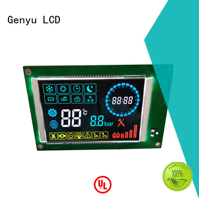 Genyu gy8812825 7-segment lcd for business for electricity