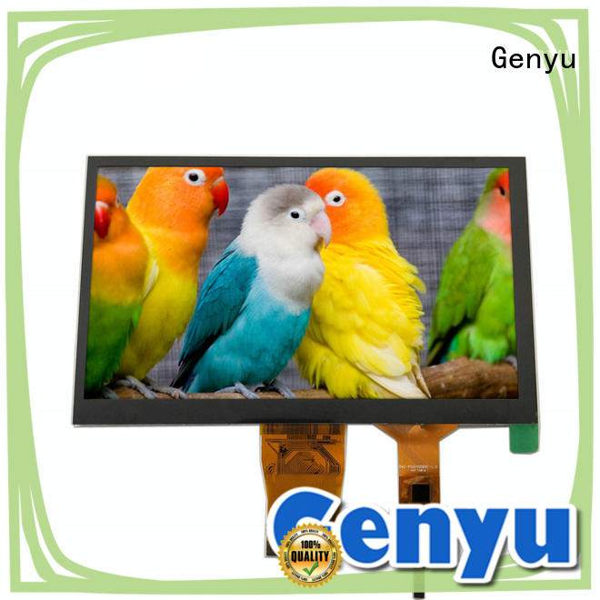 Genyu Latest tft module manufacturers for automobile