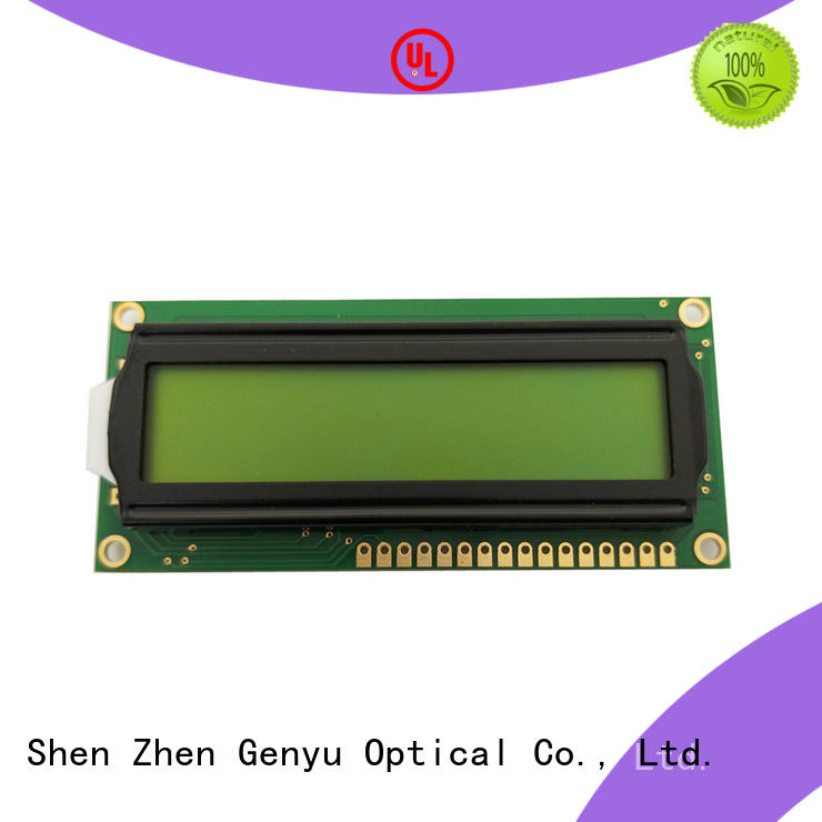 Genyu module character display manufacturers entrance guard's