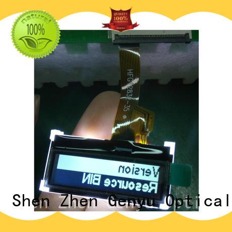Genyu genyu dot-matrix display suppliers for smart home