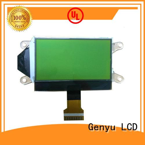 Genyu inch dot matrix lcd display suppliers for equipment