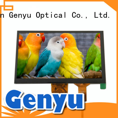 Genyu quality-reliable hd tft display leading manufacturer