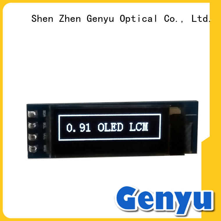 Genyu OEM ODM pantalla oled 096 for medical equipment