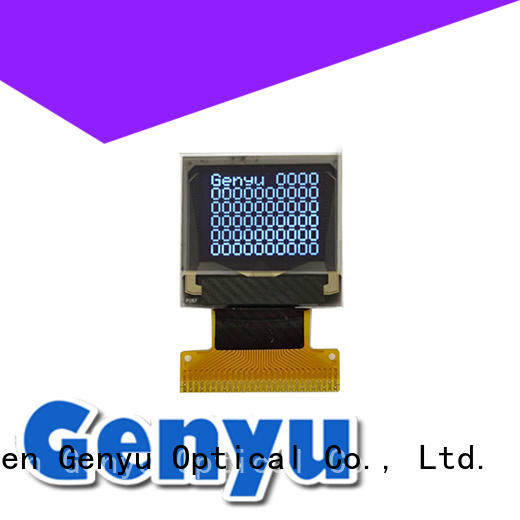 Genyu OEM ODM small oled low for medical equipment