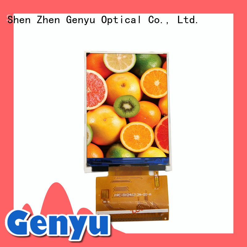 reliable 2.8 320x240 tft lcd display exporter for equipments Genyu