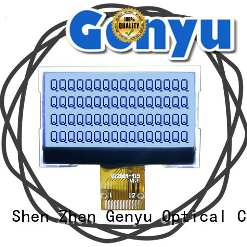 Genyu Wholesale dot matrix lcd display factory for industry