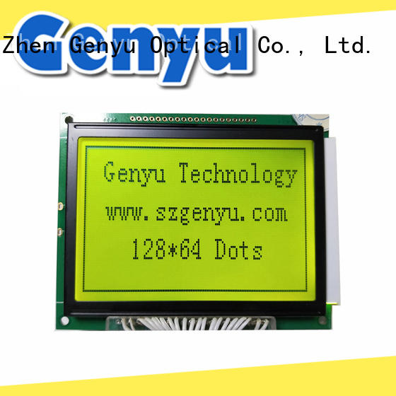 19264 graphic lcm awarded supplier for smart home Genyu