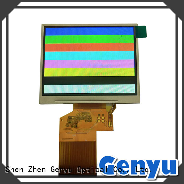 quality-reliable tft lcd panel leading manufacturer for automobile Genyu