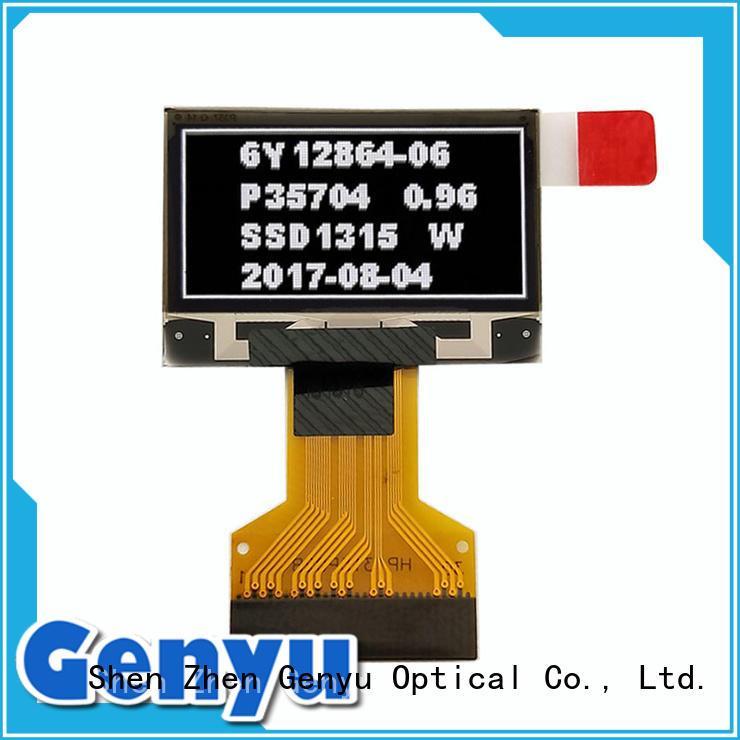 0.96 inch Small OLED Panel 128x64 Dot White OLED Module
