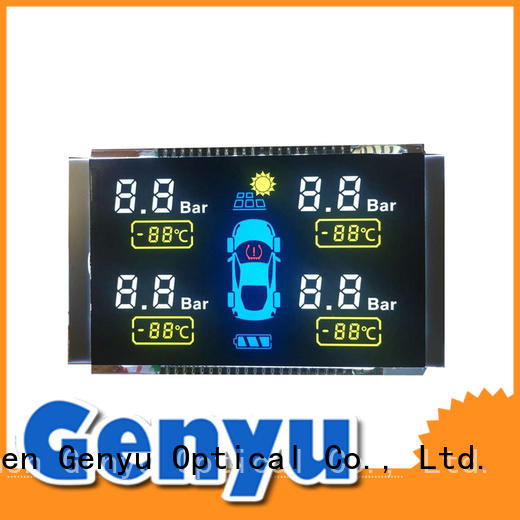 Genyu international market lcd custom request for quote for home appliances