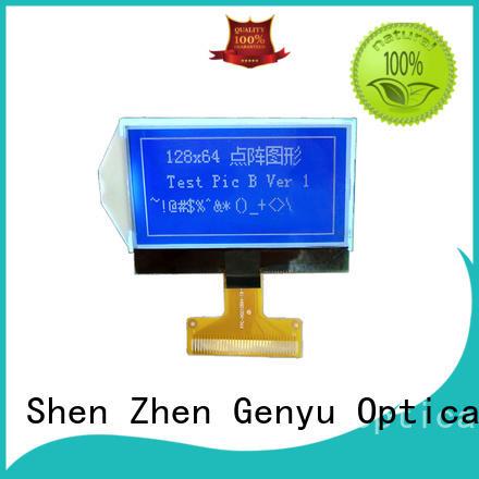 Genyu mono dot-matrix display factory for equipment