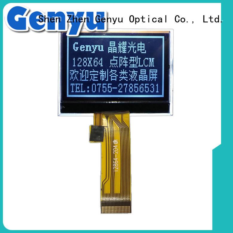 Genyu micro lcd genyu for equipment