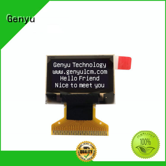 High-quality lcd oled display low supply for smart home