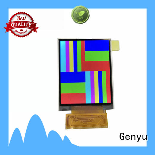 Genyu quality-reliable tft module supply for equipments
