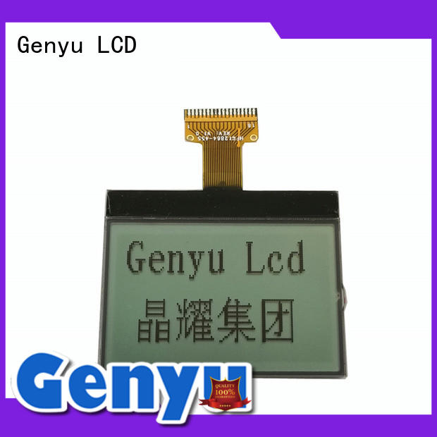 Genyu Best lcd 12864 supply for industry